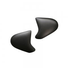 Plaques d'écran Frost Black pour casque jet SZ-F Arai
