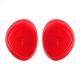 Sliders de coude Dainese Pista Elbow Slider Red-Fluo
