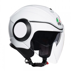 Casque AGV Orbyt Pearl White - Blanc