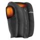 Le Ixon IX-Airbag U03 est un gilet aribag sans fil évolutif qui se porte sous son blouson moto ou sous sa veste