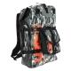 Le Square Bag Camo est prévu pour recevoir le Leg Bag de Ubike vendu séparément