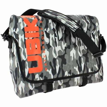 Sac Besace Ubike Run Laptop Camouflage