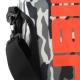 Détail du sac Besace Ubike Run Laptop Camouflage