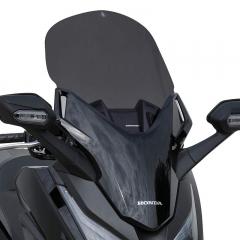 Pare-brise Haute Protection Ermax Noir Clair pour Forza 125