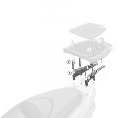 Kit de Fixation de Platine Givi PCX125