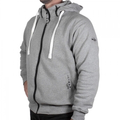 Sweat Moto Harisson Patriot - Gris