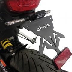 Support de Plaque Chaft CB650R