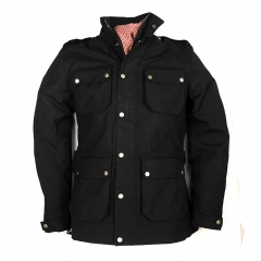 Veste Helstons City Coat Noir