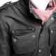Veste Helstons City Coat Noir