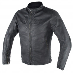 Blouson Dainese Archivio D1 Leather - Noir