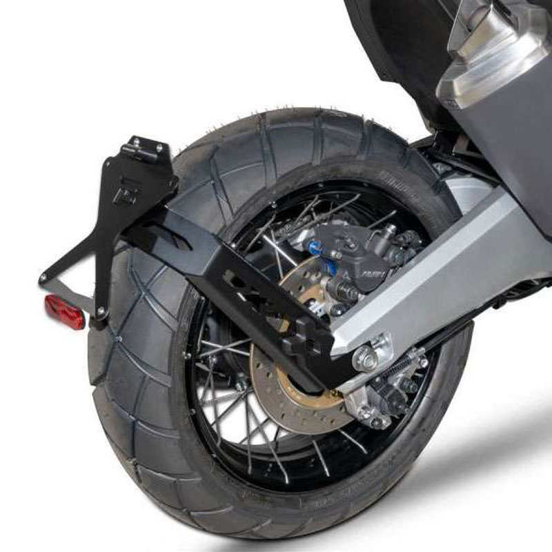 Support de plaque Side Naked Barracuda pour BMW NineT