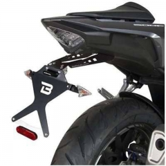 Support de Plaque Barracuda pour CB500F/CBR500R