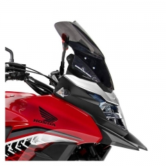 Saute-Vent Noir Semi-transparent Barracuda pour CB500X