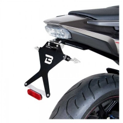 Support de Plaque Barracuda pour Integra 750