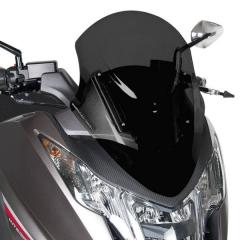 Saute Vent Barracuda Fumé pour Integra 750