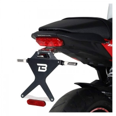 Support de Plaque Barracuda pour CB650F/CBR650F