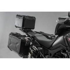 Kit Bagagerie Adventure SW Motech Africa Twin CRF1000L SD04 2015-2017