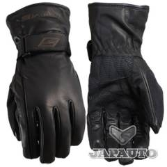 Gants cuir Five URBAN WATERPROOF Noir - Noir