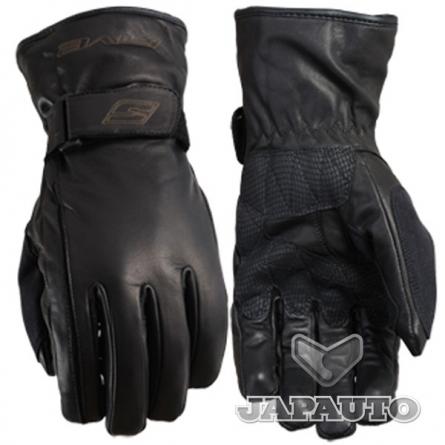 Gants cuir Five URBAN WATERPROOF Noir