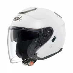 Casque Shoei J-CRUISE Uni Brillant - Blanc