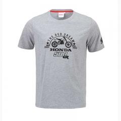 T-shirt Honda CR500 Manches Courtes