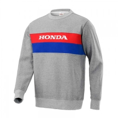 Sweat Honda Crew Origine - Gris
