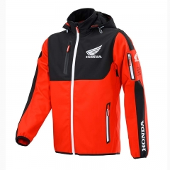 Softshell Honda Racing 2020 - Rouge/Noir