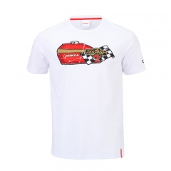 T-shirt Honda CB750 - Blanc