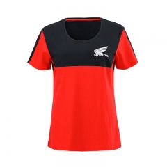 T-shirt Honda Racing Femme