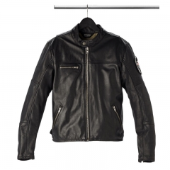 Blouson Cuir Spidi Originals Leather - Noir
