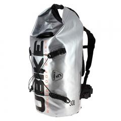 Sac à dos Ubike Cylinder Bag 30L - Argent