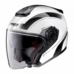 Casque Nolan N40.5 Resolute N-Com