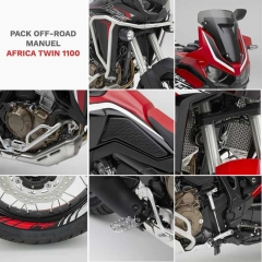 Pack Off Road Manuel Africa Twin 1100