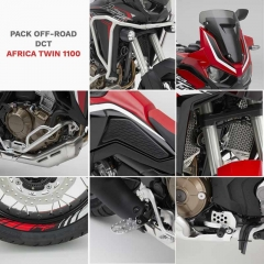 Pack Off Road DCT Africa Twin 1100