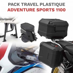 Pack Travel Plastique Adventure Sports 1100