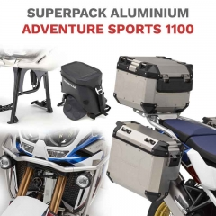 Superpack Aluminium Adventure Sports 1100