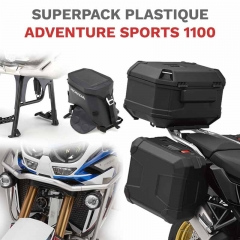 Superpack Plastique Adventure Sports 1100