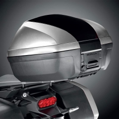 Top Box Honda 45L Integra 750/VFR800 F/Crossrunner - Acier Mat NHB73