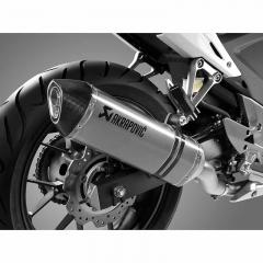 Silencieux Akrapovic Honda CB500F CBR500R 2016-2018