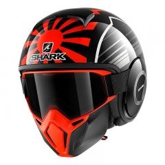 Casque Shark STREET-DRAK ZARCO Orange - Orange