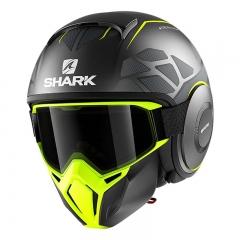 Casque Shark STREET-DRAK HUROK Mat