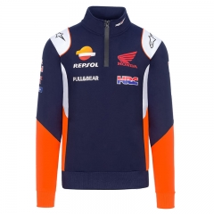 Sweat 1/2 Zip Repsol Replica 2020