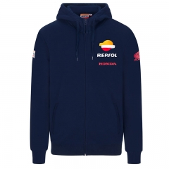 Sweat à Capuche Repsol Racing Collection - Bleu