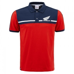 Polo Racing 2021 - Rouge/Bleu/Blanc