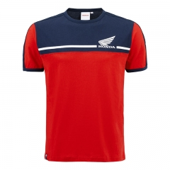 T-shirt Racing 2021 - Rouge/Bleu/Blanc