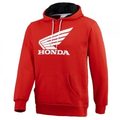 Sweat à Capuche Honda Core 2 rouge