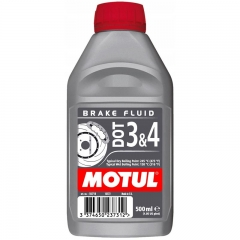 Liquide de Frein Motul DOT 3&4 500mL