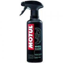 Nettoyant Jantes Motul E3 WHEEL CLEAN 400mL