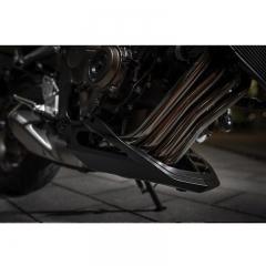 Sabot Moteur Noir Mat Honda CB650R