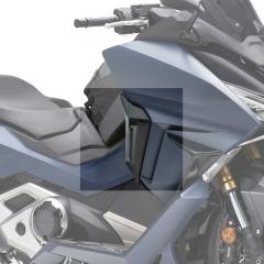 Déflecteurs d'Air Hauts Honda Forza 750